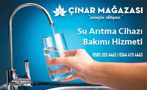 elbistan su arıtma cihazı bakımı hizmeti