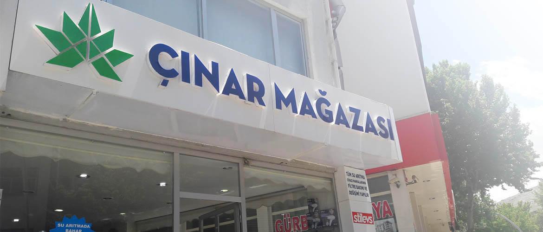 Elbistan Çınar Mağazası